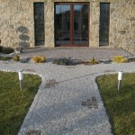 Granite paving Poland