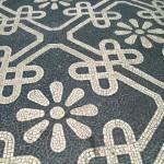 Portuguese granite paving