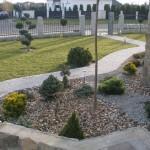 Garden pathway surface